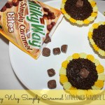 Milky Way Simply Caramel Bites Surprise Cupcakes #Shop