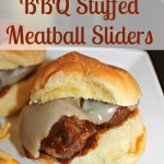 Need Budget Friendly Meals Ideas? Try These BBQ Meatball Sliders
