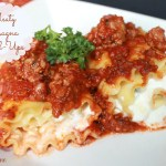 Meaty Lasagna Roll-Ups – One of Our Family Favorites