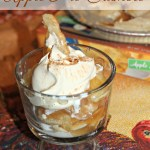 Need An Easy Thanksgiving Dessert Idea? Try These Apple & Pumpkin Pie Crumbles