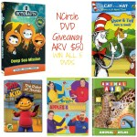 Enter to Win 5 Educational DVD's from NCircle Entertainment – #Giveaway