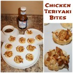 Chicken Teriyaki Bites Recipe