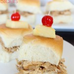 Mouthwatering Hawaiian Chicken Slider Recipe