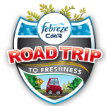 Eliminate Tough Odors On The Go with Febreze Vent Car Clips