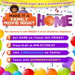 Join the DreamWorks HOME Twitter Party This Friday, June 26th