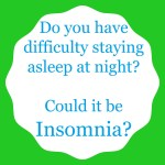 Insomnia Nation – The Trouble with Sleep