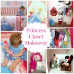 Princess Closet Makeover on a Budget