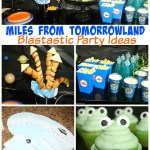 Miles from Tomorrowland Party Ideas & Space Missions