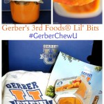 Helping Baby Learn to Chew with Gerber's 3rd Foods® Lil' Bits™ Recipes