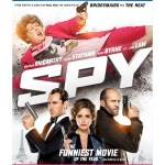 SPY Starring Melissa McCarthy Available on Digital HD Today + Spies Night In Party Fun