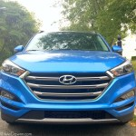 A Ride in the All New Hyundai Tucson