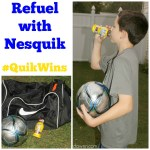 Refuel After a Big Game with Nesquik
