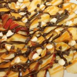 Celebrate the Flavors of Fall with this Caramel Apple Nachos Recipe