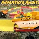 Adventure Awaits at Diggerland USA!