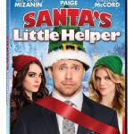 Santa's Little Helper Out on DVD Today! Enter to WIN a Copy for your Holiday Collection!