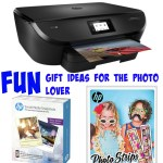 Fun Gift Ideas for Photo Lovers