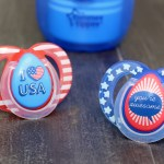 Show your Patriotic Pride with the Tommee Tippee Stars & Stripes Collection