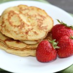 4 Ingredient Banana Pancakes