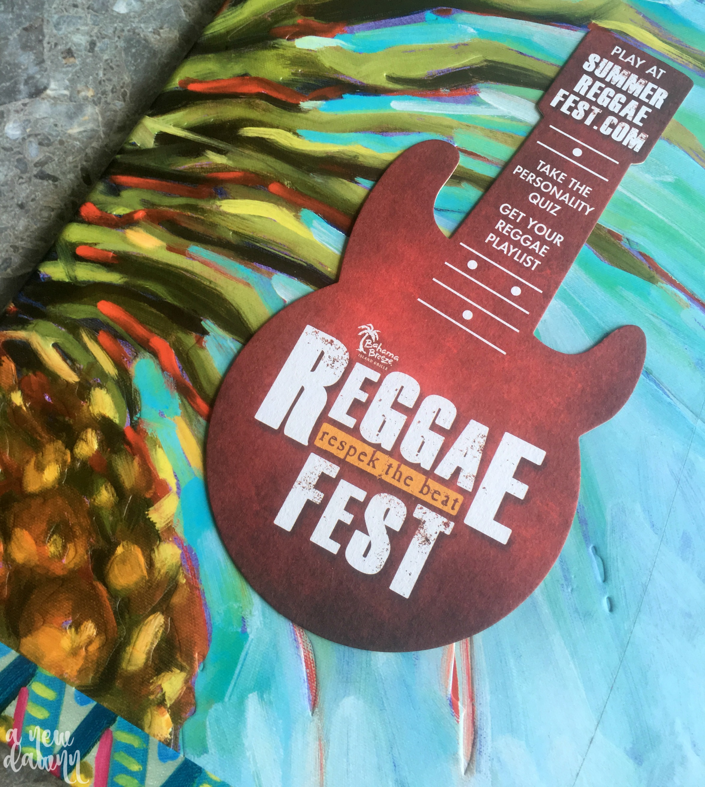 Bahama Breeze Reggae Fest