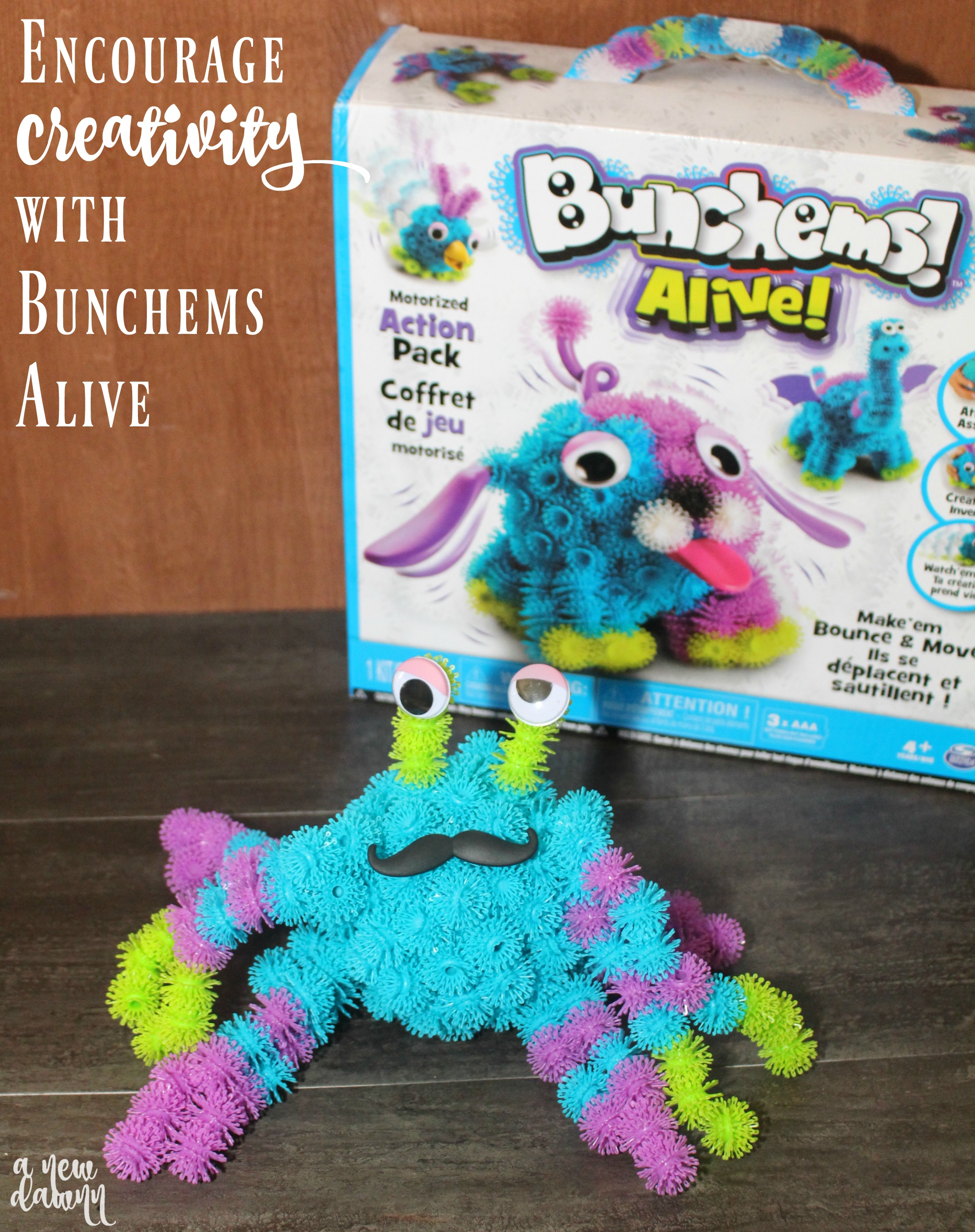 Bunchems Alive
