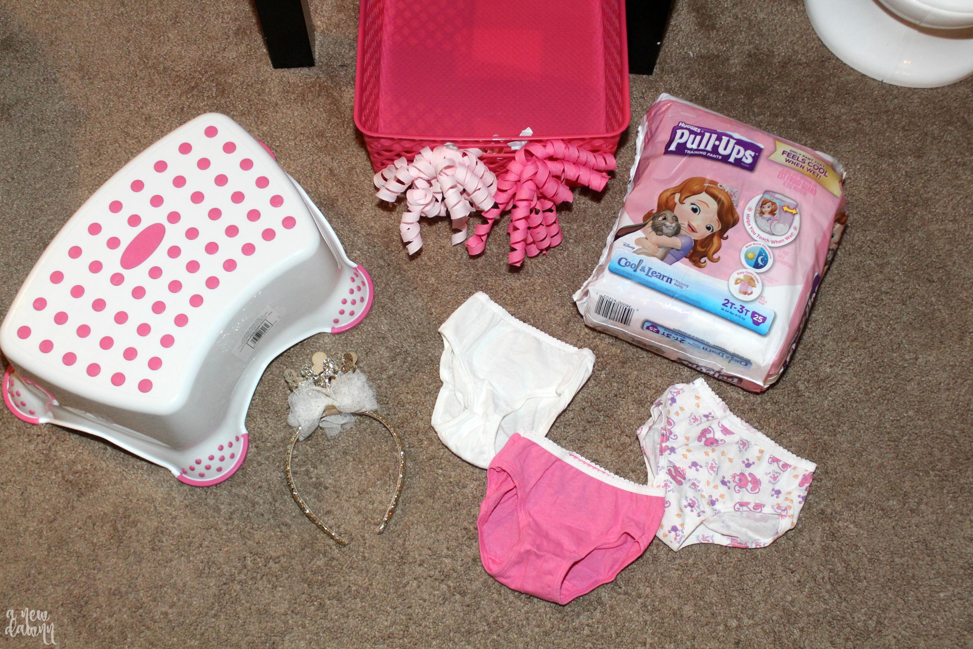 Potty-Training-Kit