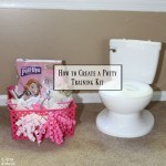 Make Potty Training Fun & Create Your Own Potty Training Kit