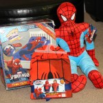 Stay Warm & Cozy this Fall with a Spider-Man ZippySack