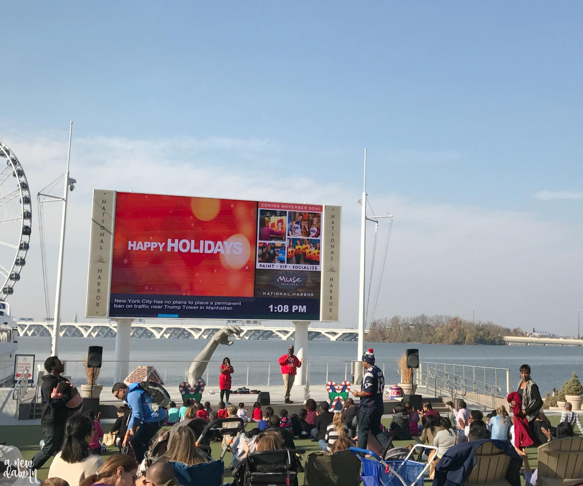 National Harbor Holidays