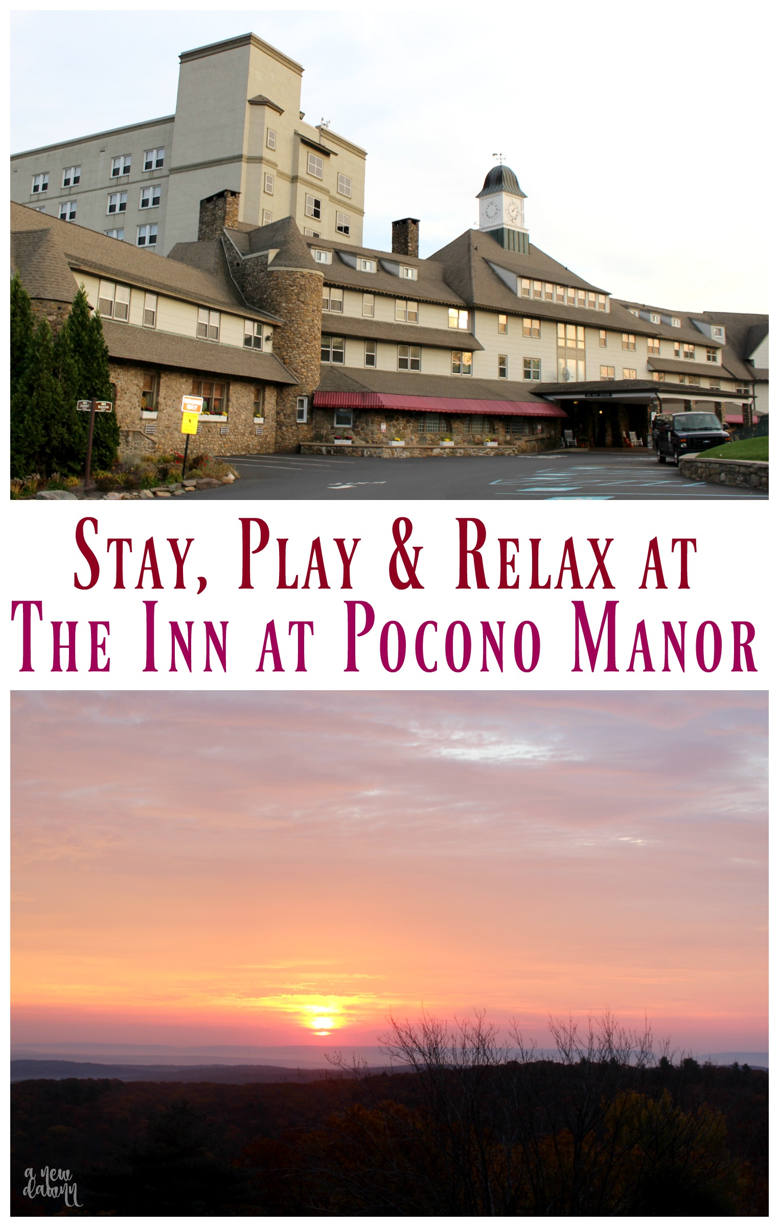 The Inn at Pocono Manor