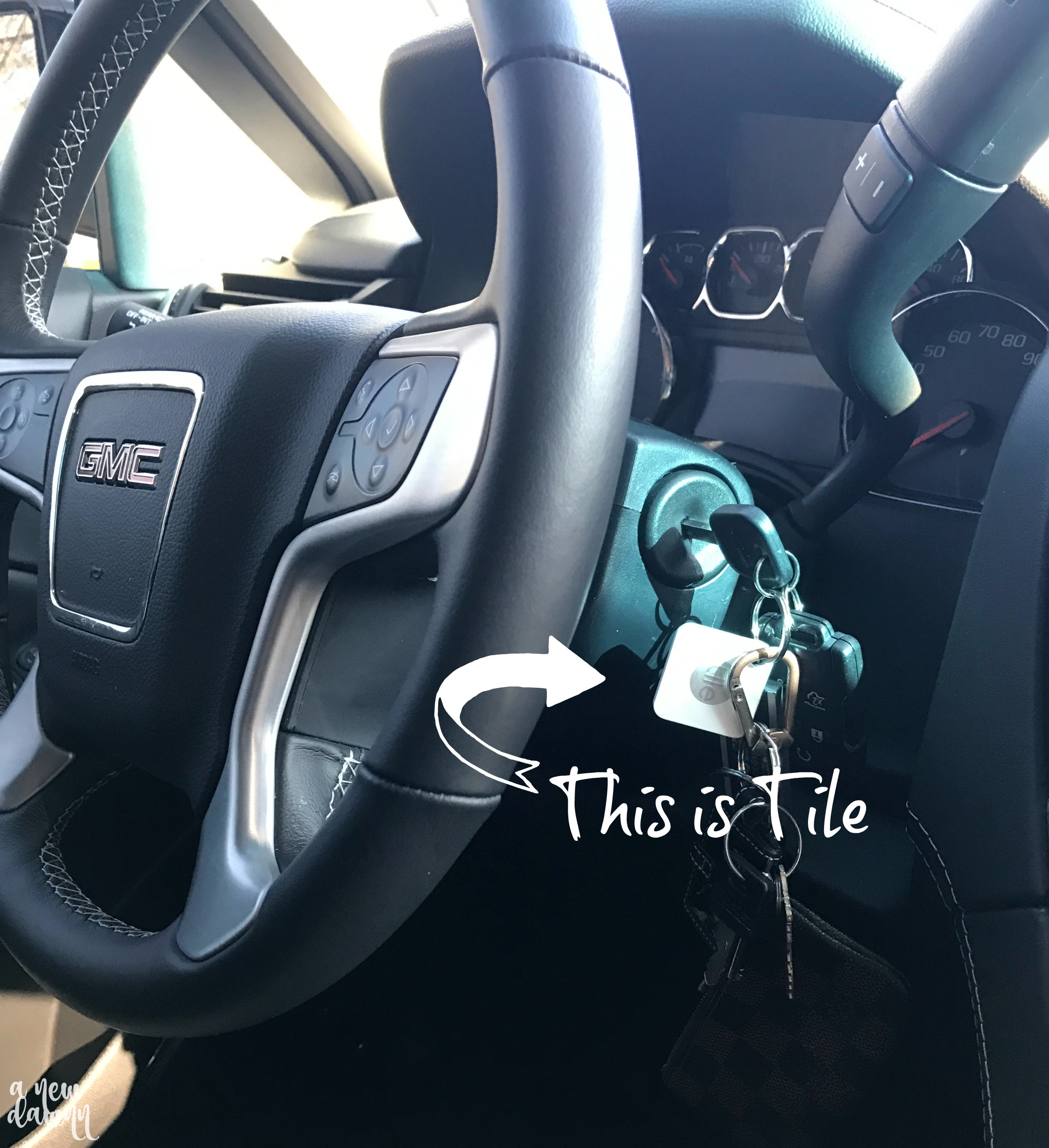 Tile Bluetooth Tracking Device - Never Lose Your Keys Again
