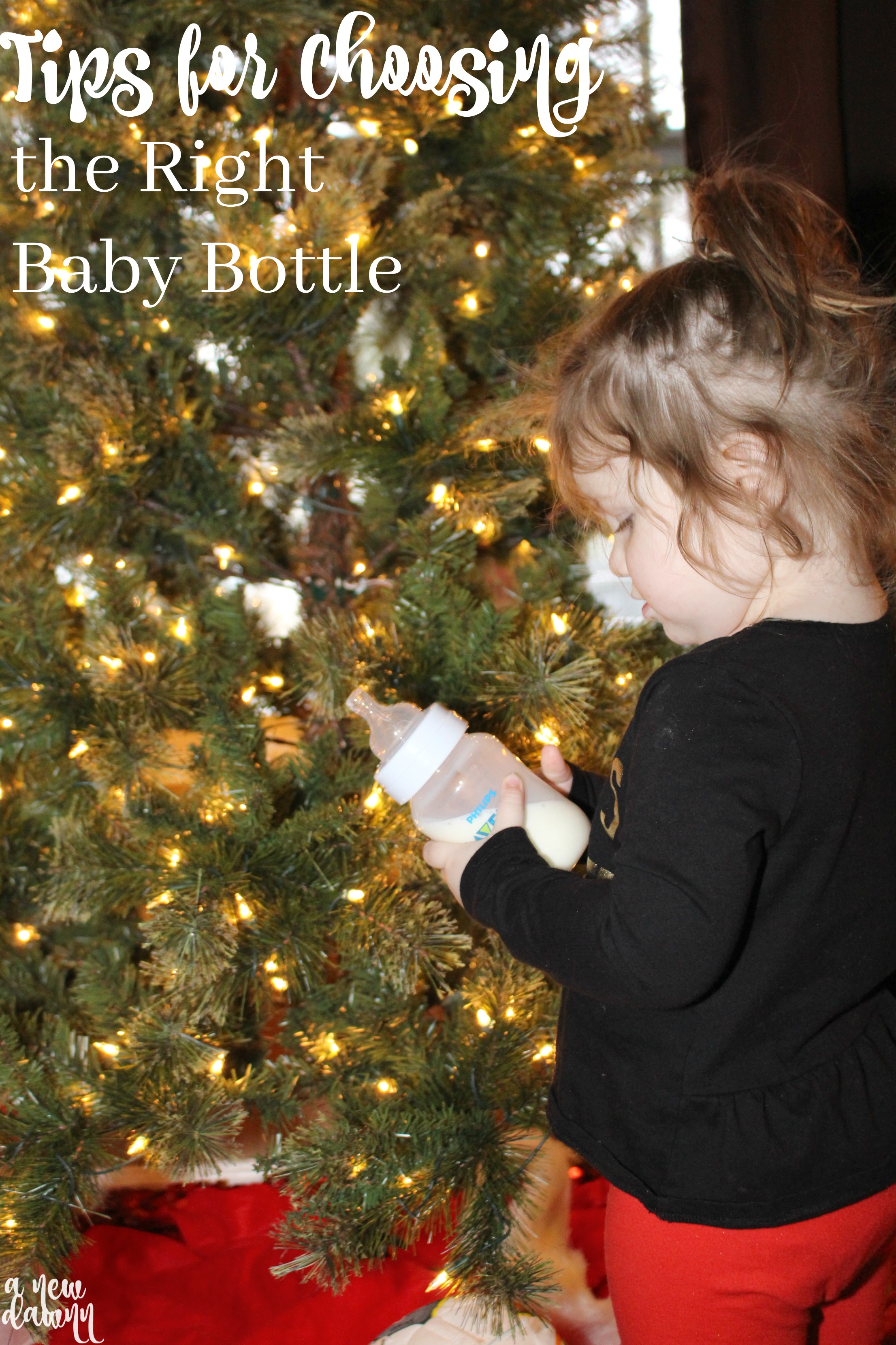 Tips for Choosing the Right Baby Bottle