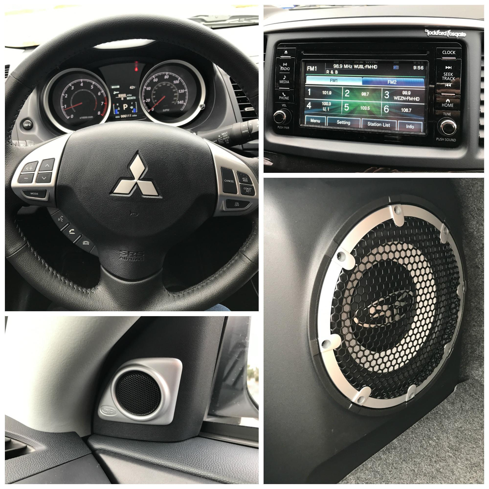 Take a Ride in the 2017 Mitsubishi Lancer SEL AWC