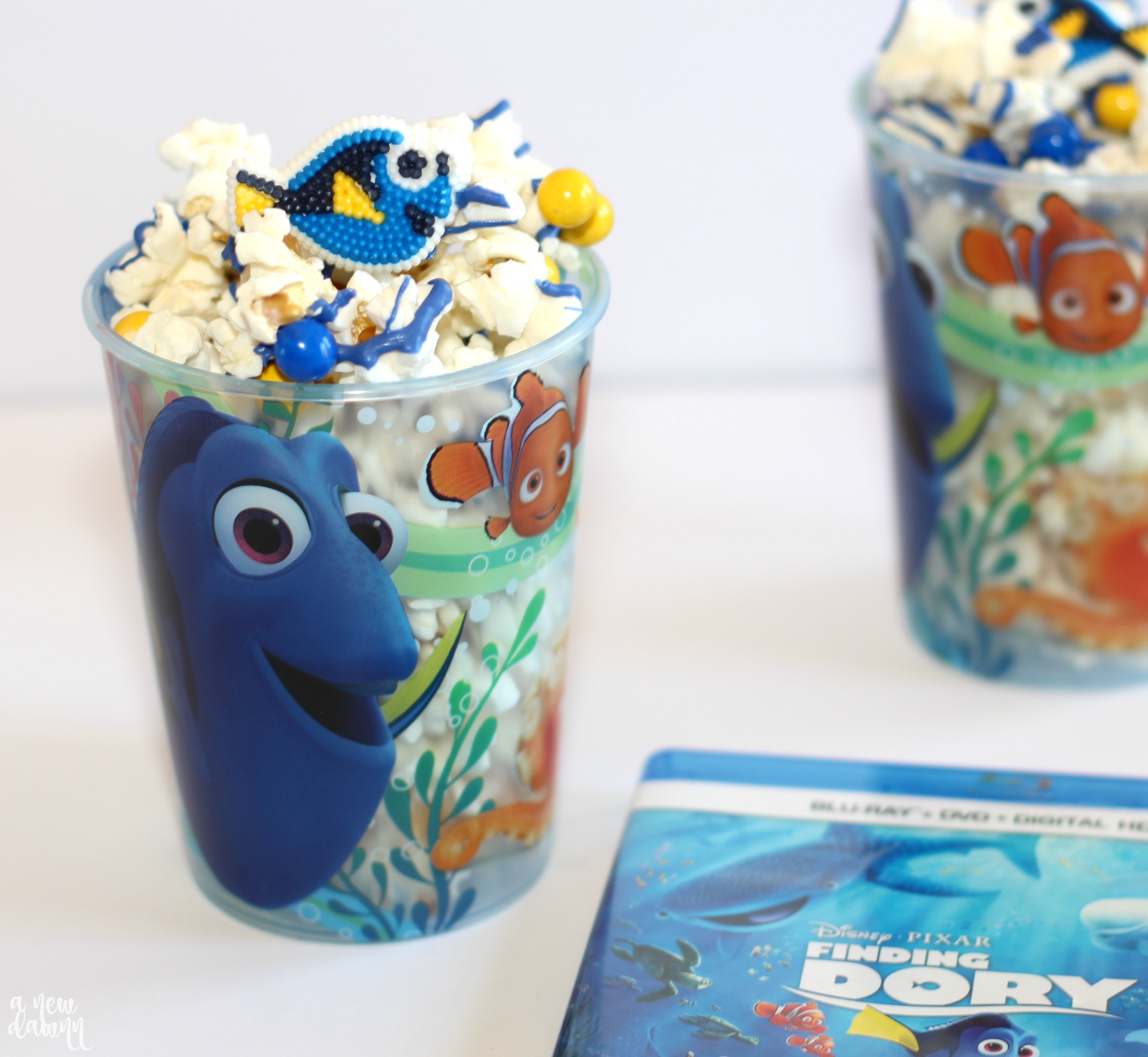 Finding Dory Popcorn
