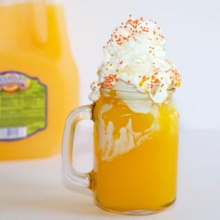 Orange Cream Float Recipe