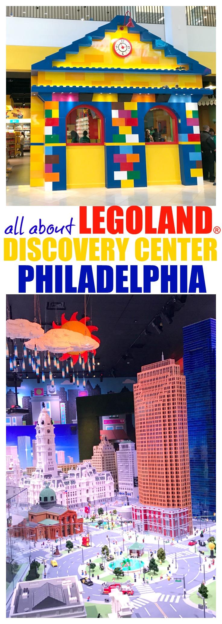 LEGOLAND® Discovery Center Philadelphia