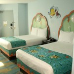 A Stay in The Little Mermaid Rooms at Disney's Art of Animation Resort is a Must Do