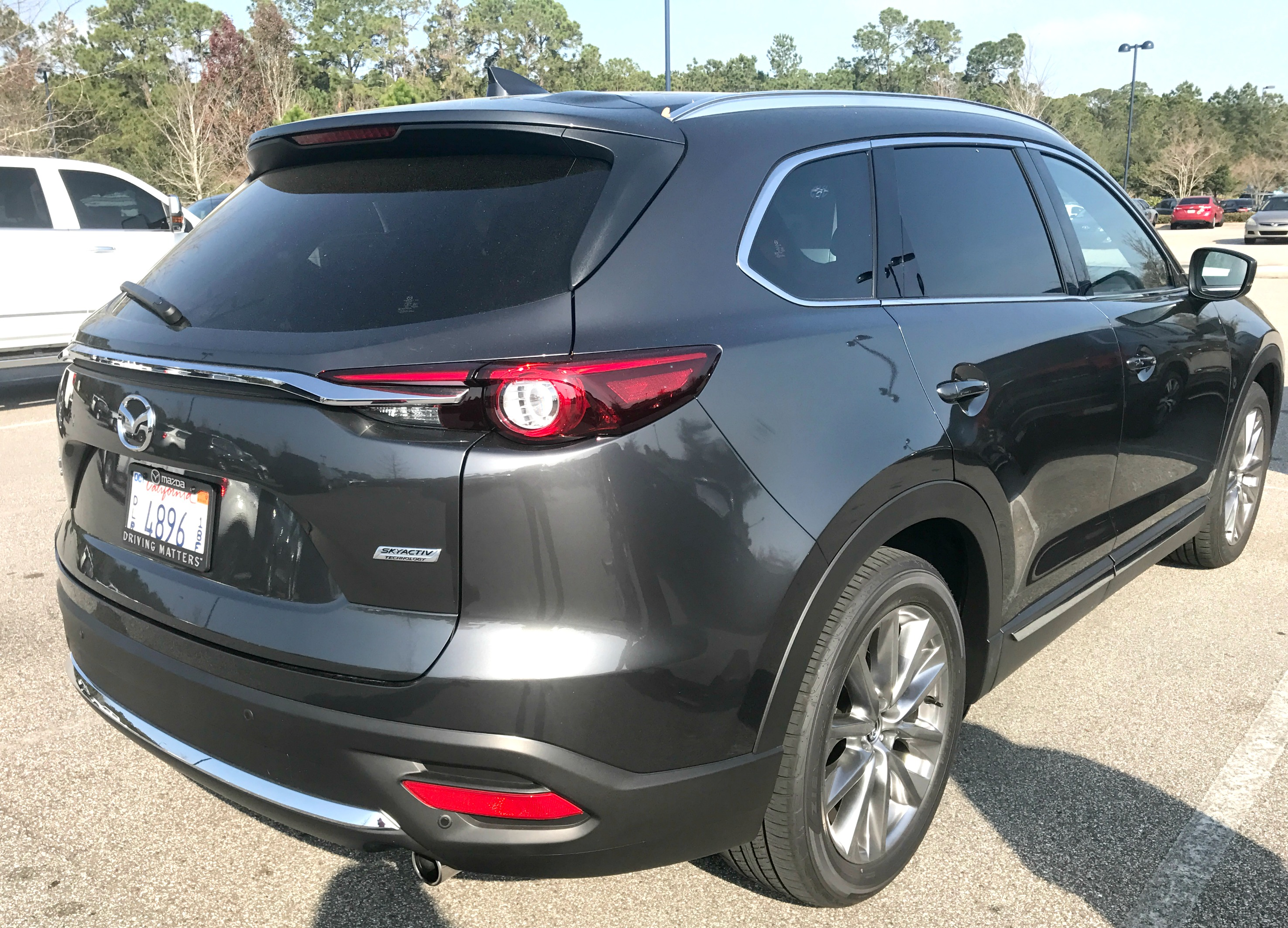 Mazda CX-9 Car Review