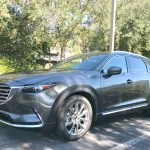 Kicking Off Our Vacation in Style in the Mazda CX-9 Signature
