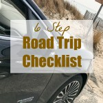 6 Step Road Trip Checklist for your Car