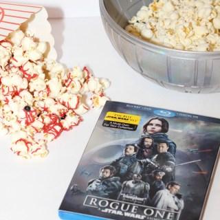 Rogue One Inspired Popcorn Recipe