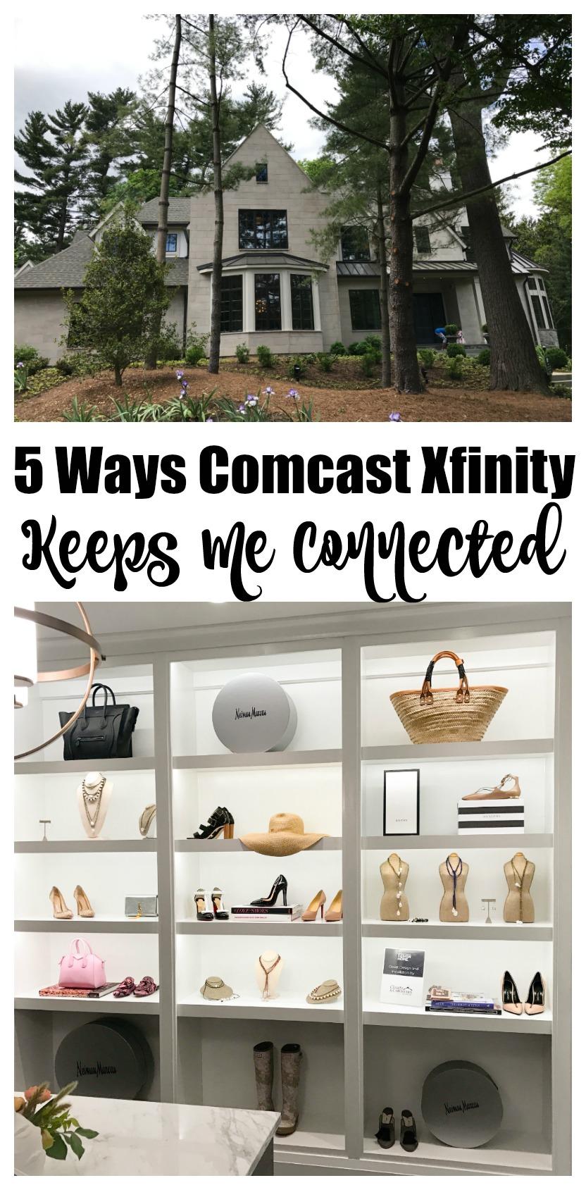 5 Ways Xfinity Keeps Me Connected