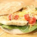 Easy Grilled Chicken Sandwich Recipe
