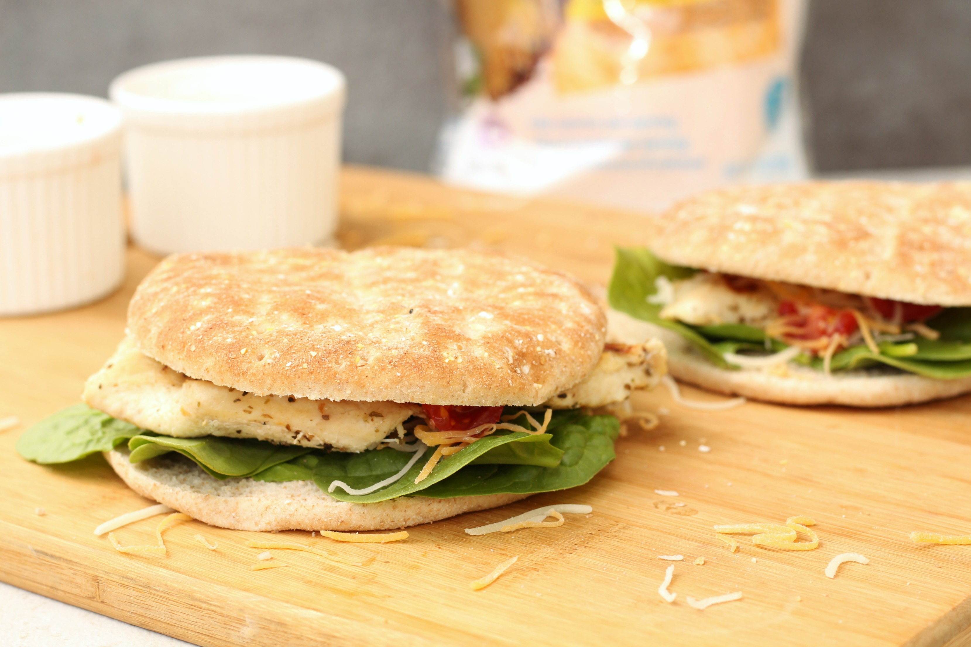 Easy Grilled Chicken Sandwich Recipe