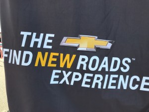 Chevrolet Find New Roads Experience