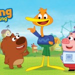 Tune Into P. King Duckling on Disney Junior