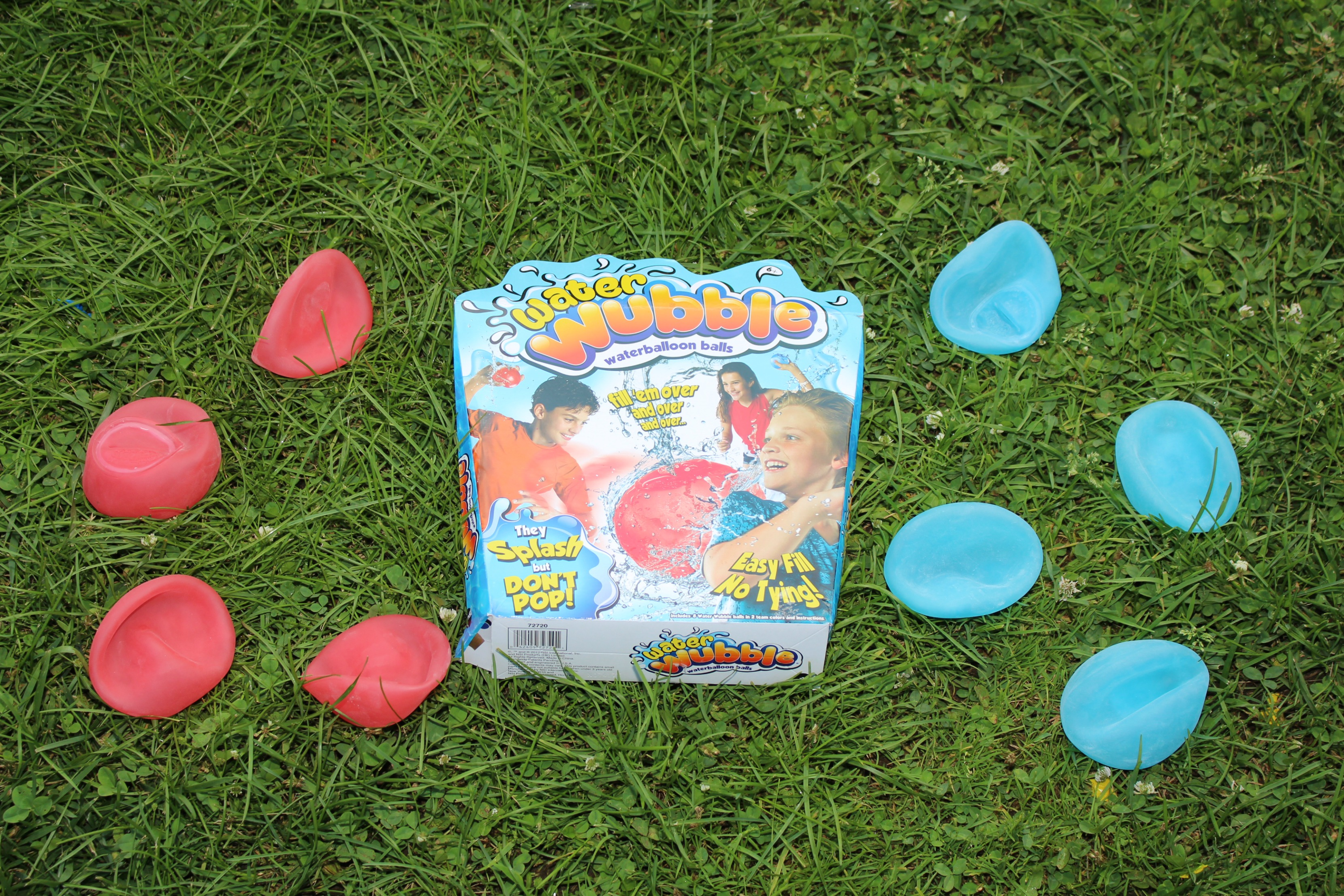 Endless Summer Fun with Water Wubble® Water Balloon Balls