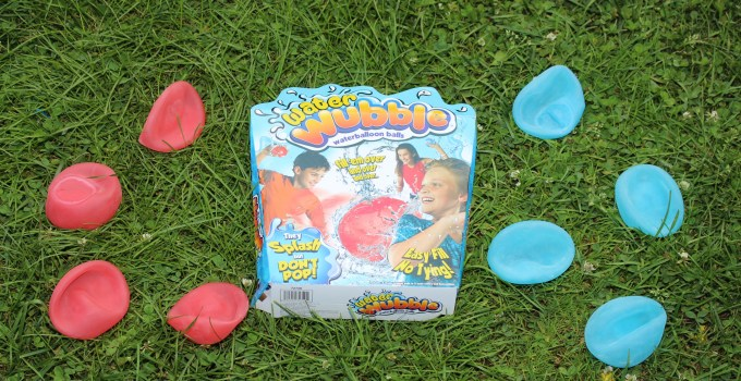 Endless Summer Fun with Water Wubble® Water Balloon Balls + a Giveaway