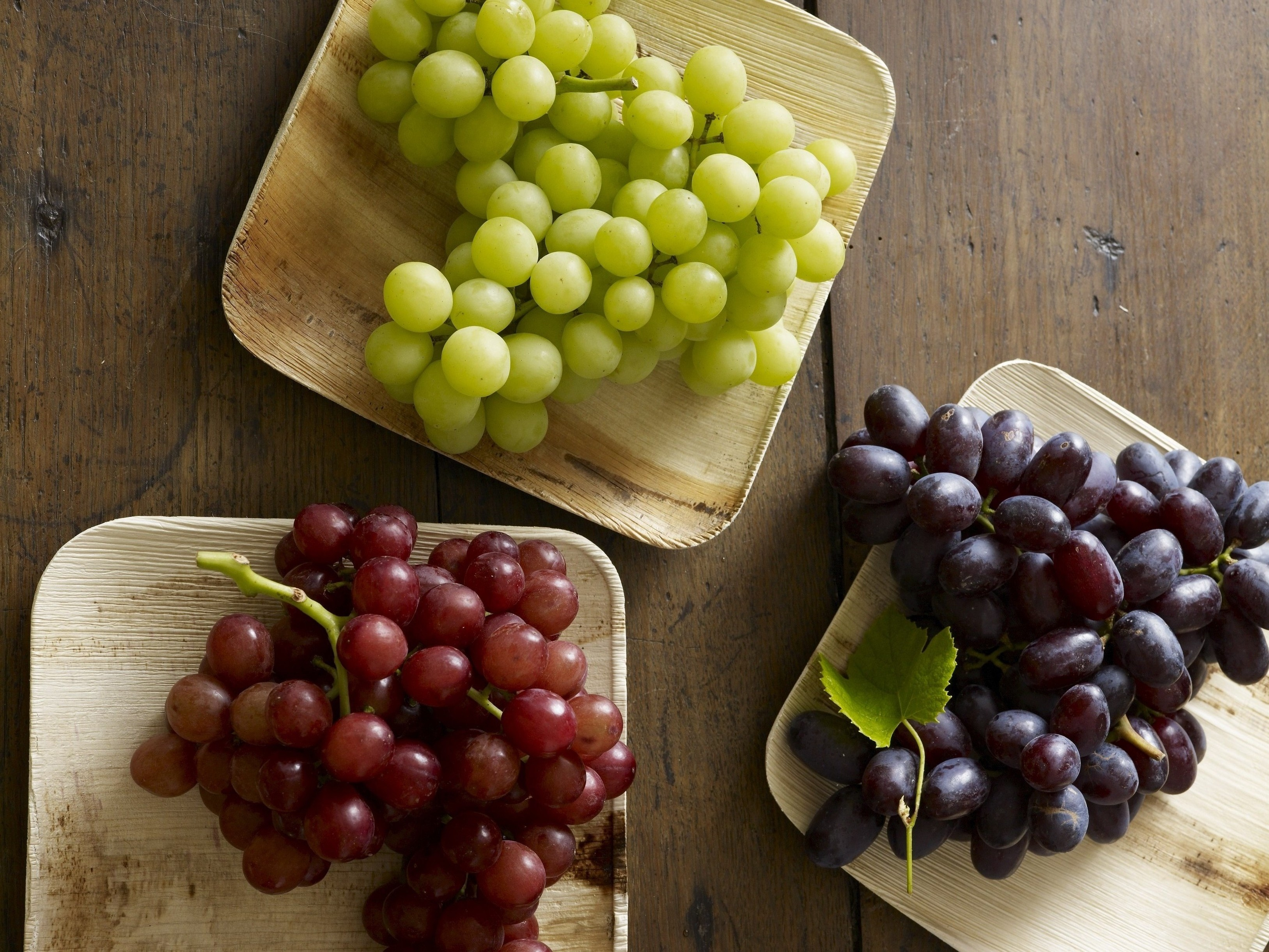 Going Back to School with Grapes from California
