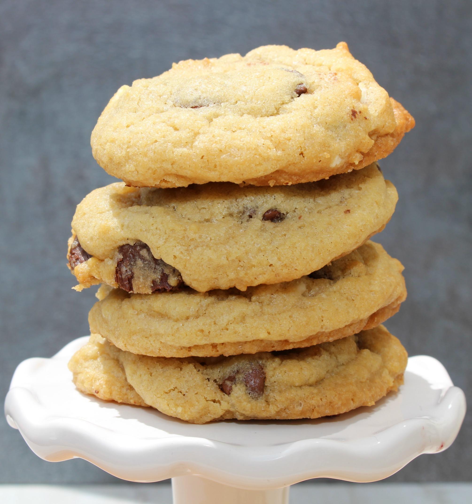 Triple Chocolate Chip Recipe