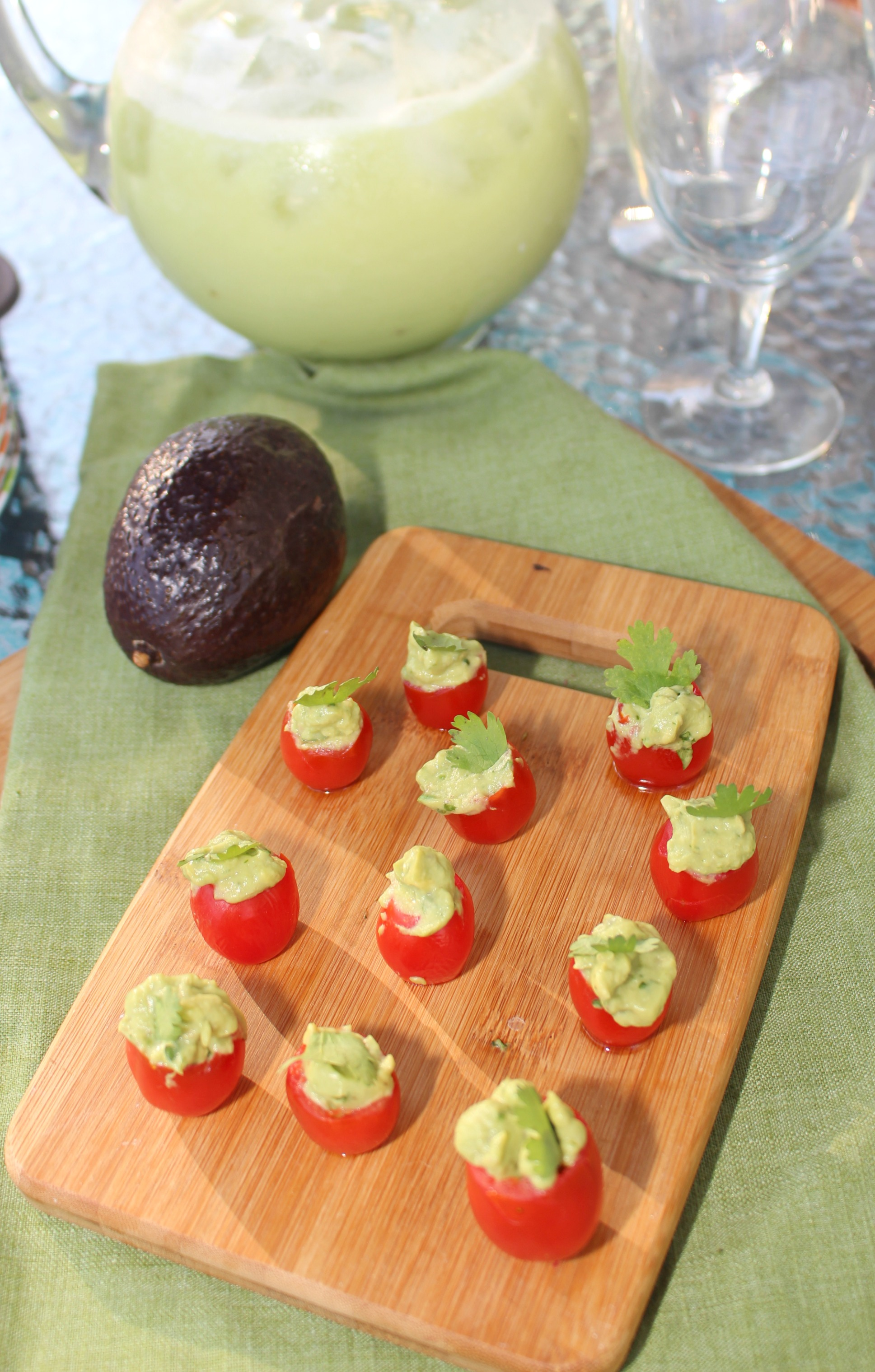 Easy Avocado Recipe Part